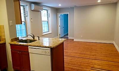 Kitchen, 1211 Spruce St 1R, 1