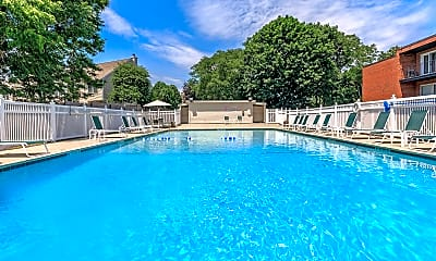 Pool, Groton Towers Place Apartments, 0