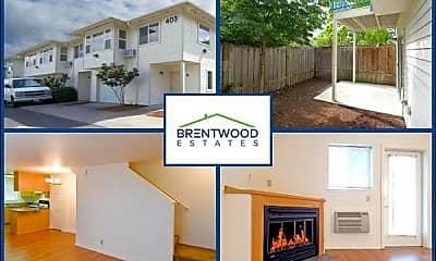 Community Signage, Brentwood Estates, 0