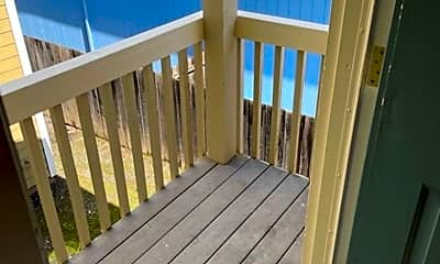 Patio / Deck, 208 Decoe St, 2