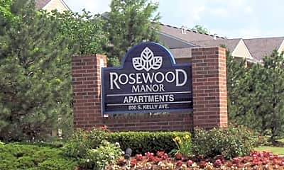 Rosewood Manor Apartments, 0