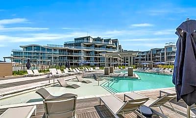 Pool, 30 Melrose Terrace 402, 2