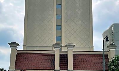 Building, 2610 N Ocean Blvd, 1