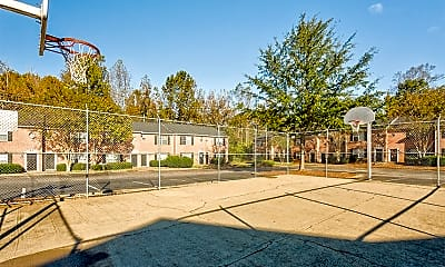Playground, Bethabara Pointe, 2