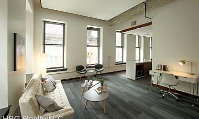 Living Room, 22 S 3rd St, 2