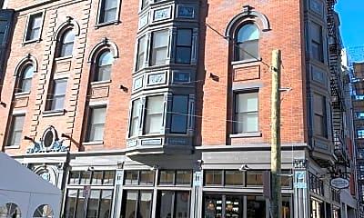Building, 1501 Vine St 403, 0