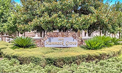 Community Signage, 12301 Kernan Forest Blvd 607, 2