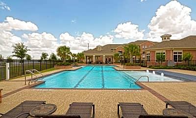 Pool, West Lake Park Apartments, 0