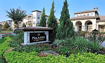 Community Signage, Palazzo at Cypresswood Apartments, 2
