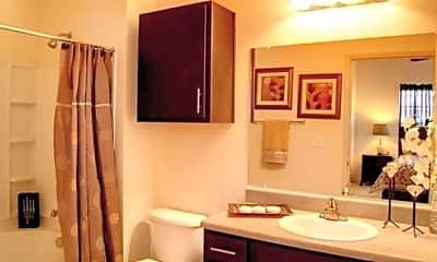 Bathroom, Longleaf Pines, 2