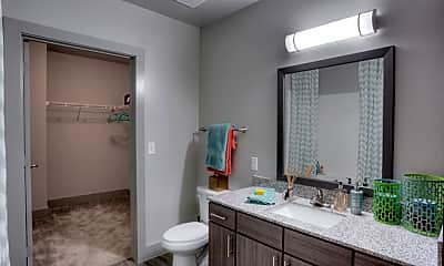 Bathroom, 3600 Montrose, 1