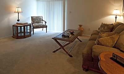 Living Room, Park West End, 1
