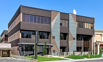 Building, Brick Lofts Apartments, 1