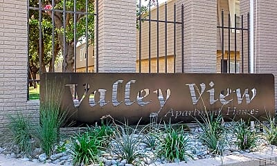 Community Signage, Valley View, 2