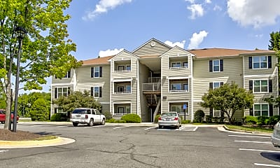 Building, Woodburn Apartments, 1
