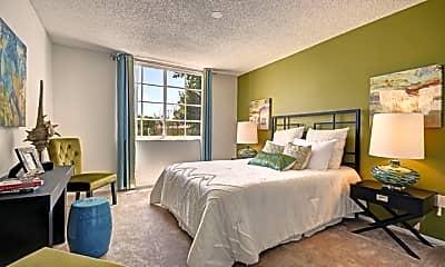 Bedroom, Lakes at Deerfield, 1