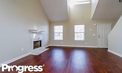 Living Room, 601 Birchbrook Ct, 1