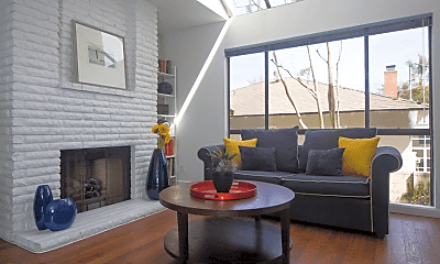 Living Room, 5456 Hermitage Ave, 1