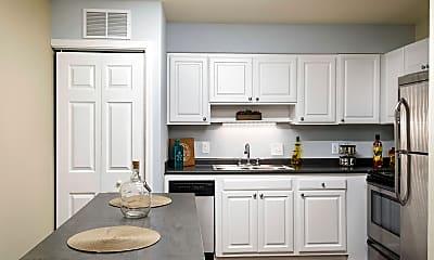 Kitchen, Kingswood Apartment, 1