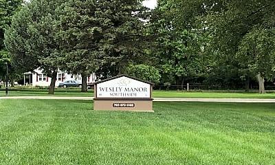 Wesley Manor Southside, 1