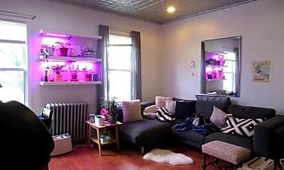 Living Room, 204 Freeman St, 1