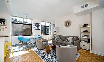 Living Room, 610 Newark St. 7A, 0