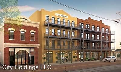 Building, 1311 E 8th Ave, 1
