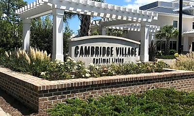 Cambridge Village of Wilmington, 1