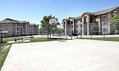 Basketball Court, Lansborough, 1