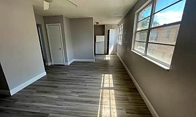 Living Room, West 6th Street, Unit 4, 0