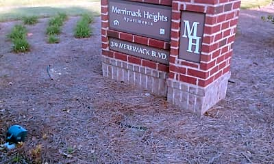 Merrimack Heights Low Income Apartments, 1