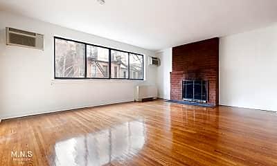Living Room, 425 E 84th St 2-B, 0