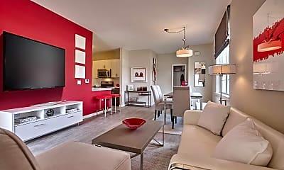 Living Room, Southgate Middletown, 0