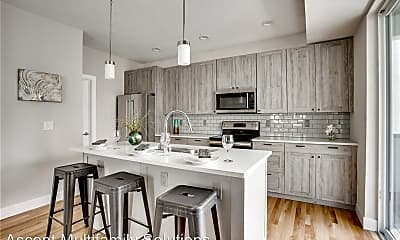 Kitchen, New Townhome Ready For Rent!, 1