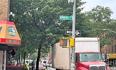 Community Signage, 2311 Newkirk Ave 3, 2
