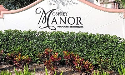 Osprey Manor, 1
