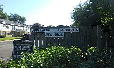 Applewood Apartments, 1