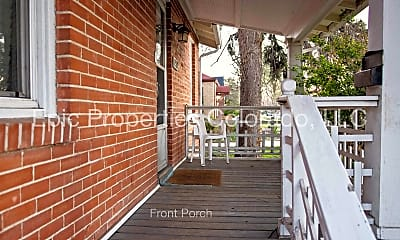 Patio / Deck, 1529 Quince St, 1