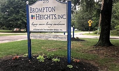 Brompton Heights Apartments, 1