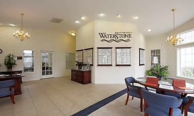 Clubhouse, Waterstone, 1