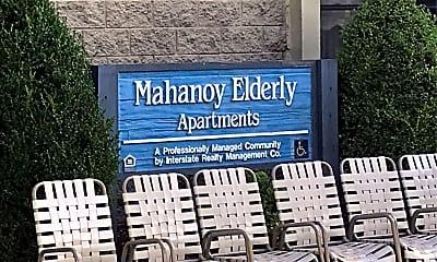 Mahanoy Elderly, 1