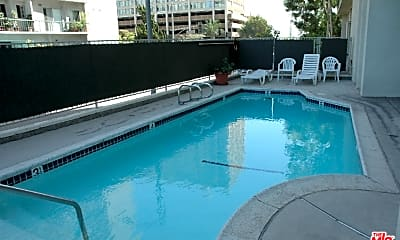 Pool, 10751 Wilshire Blvd 603, 2
