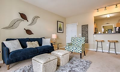 Living Room, Brookstone Crossing, 0