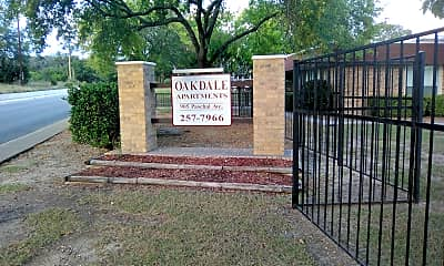 Oakdale Apartments, 1
