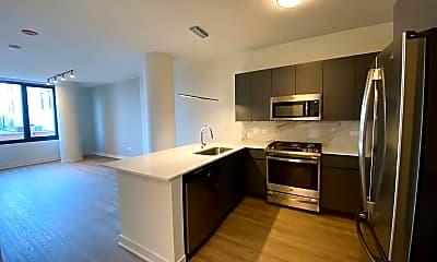 Kitchen, 740 N Aberdeen St 517, 1