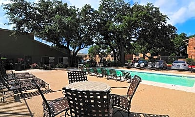 Pool, Autumn Chase Townhomes, 0