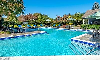Pool, Post Corners Trinity Center, 0