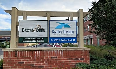 Bradley Crossing Supportive Housing, 1