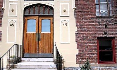 Cliveden Apartments, 1