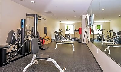 Fitness Weight Room, 345 Thames St N-506, 2